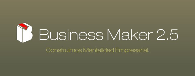 Logo de Business Maker 2.5