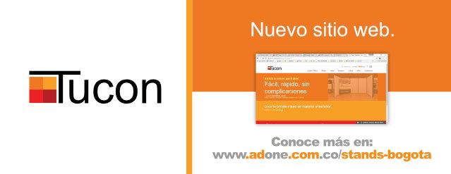 Nuevo sitio web de Tucon