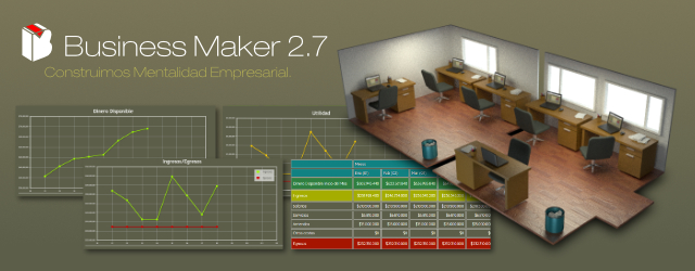 Juego Gerencial Businesss Maker 2.7