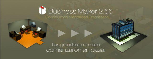 Lanzamiento Business Maker 2.56