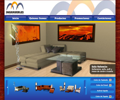 sitios web creativos ad one